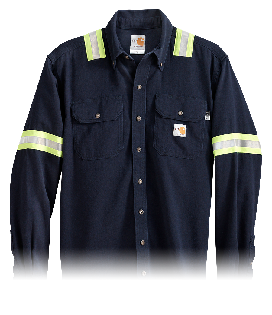 High Visibility Flame Resistant Clothing